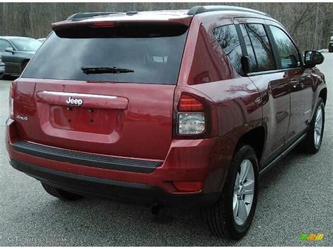 red jeep compass 2017 deep cherry red crystal pearl jeep compass sport 4x4