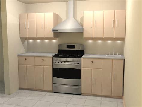 come costruire un armadietto cucina angolare classica da esposizione