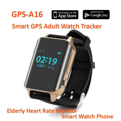 shipping smart gps adult  trackerreal time monitoring  gps aelderly heart