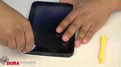 Samsung Tab 1 P1010 samsung galaxy tab 7 quot p1010 take apart by durapowerglobal