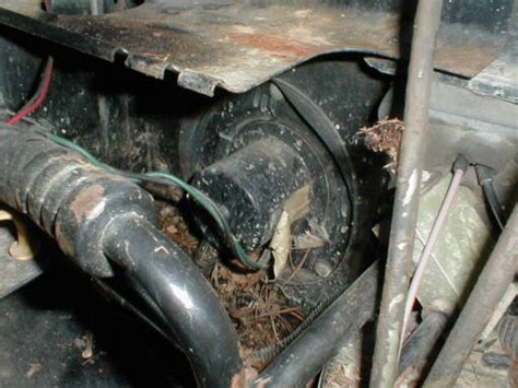 Jeep Xj Carpet by Jeep Cherokee Xj Heater Blower Motor Replacement A Quot How