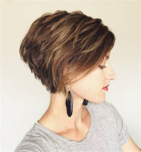 how to cut mussy bob 20 popular messy bob haircuts we love popular haircuts