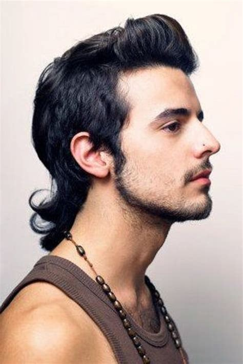 modern mullet hairstyle hairstyle evolution the 40 best men s hairstyles in 40 years