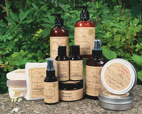 Handmade Naturals - hudson valley skin care think local naturally