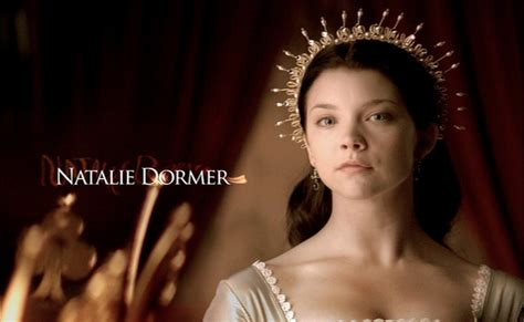 Tudors Natalie Dormer Natalie Dormer Hairstyles As Boleyn In The Tudors