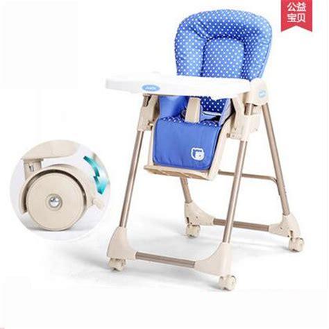 folding portable baby high chair infant high chair folding multi colors portable high chair