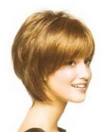 Short layered hairstyles with bangs short length layered hair