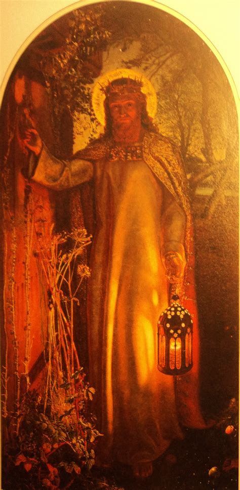 william holman hunt the light of the world the pre raphaelites codex hyperborealis