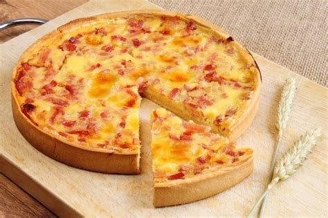 quiche lorraine recipe dishmaps