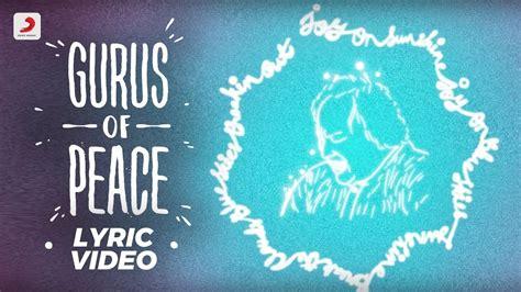 ar rahman gurus of peace mp3 download gurus of peace official lyric video vande mataram