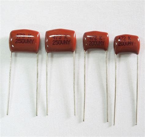 polyester capacitors polyester capacitor