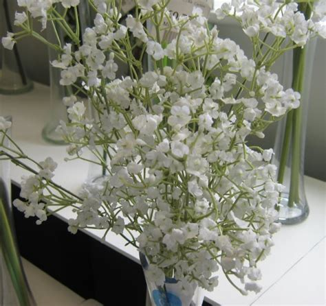 Wedding Bouquet Gypsophila by Wedding Bouquets Gypsophila Artificial Flowers Silk