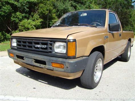 dodge mitsubishi truck 1988 dodge ram 50 aka mitsubishi mighty max