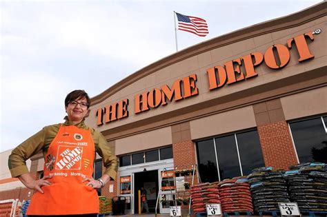 home depot finds shelter from digital battering