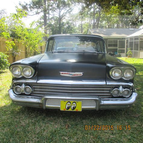 1958 chevy 2 dr quot delray quot for sale in port orange