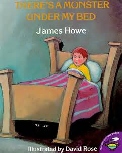 there s a my bed book by howe david