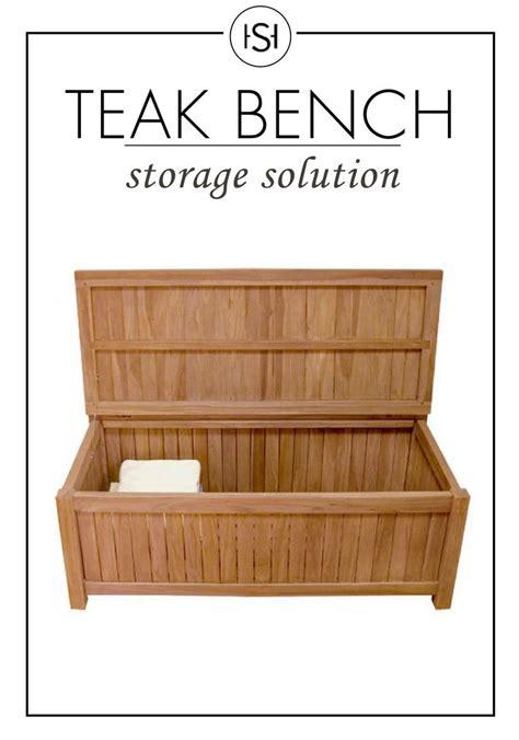 teak outdoor storage bench joanne 4 ft teak outdoor storage bench home teak and