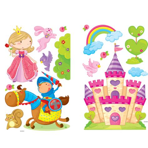 pegatinas decorativas pared pegatinas decorativas decostickys princess