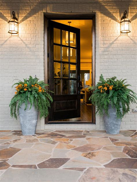 Hgtv Front Door by Pictures Of The Hgtv Smart Home 2016 Front Yard Hgtv