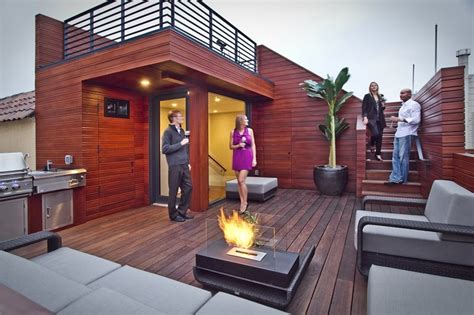 nice Fire Pit Landscaping Ideas #2: rooftop-fire-feature-studio-peek-ancona_3650.jpg