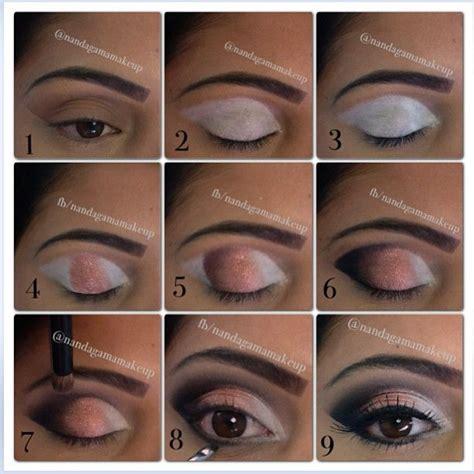 tutorial de como usar latex 25 belas ideias de maquiagem de olhos castanhos no