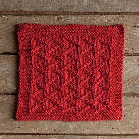 zickzack pattern zickzack dishcloth knitting patterns and crochet