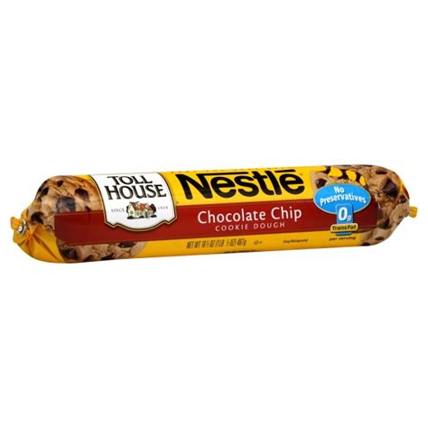 nestle toll house cookie dough nestle toll house cookie dough chocolate chip