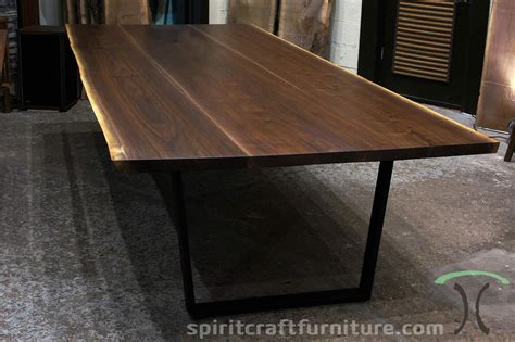 Live Edge Boardroom Table Live Edge Wood Slab Conference Room Tables And Desk Tops