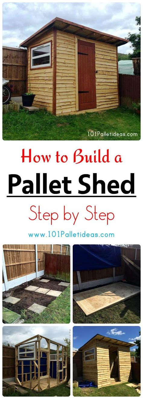 How To Build A Barn Shed Step By Step