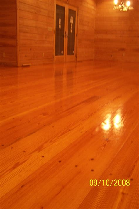 Pine Plank Flooring Mcconnell Millworks