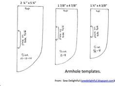Armhole Template For Pillowcase Dress by Pillowcase Dress Armhole Template Pillow Dresses