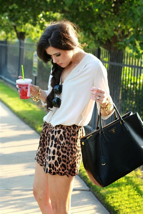 Hotpants 2 3 Jsk 6057 leopard print the sweetest thing bloglovin