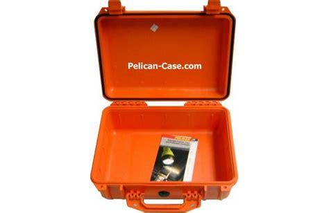 Pelican 1450 Orange With Foam pelican 1450 no foam 1450 orange from swps