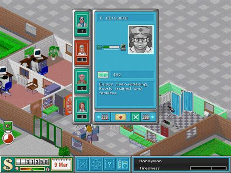 theme hospital windows 10 gog download theme hospital my abandonware
