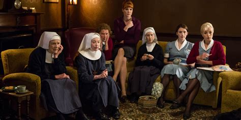 call the house call the midwife finale spoiler tragedy strikes nonnatus house as series five