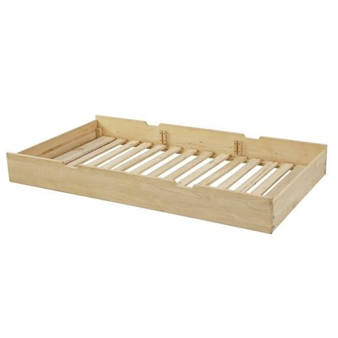 Trundle Bed Frames Only Maxtrixkids 1205 001 Trundle Bed Frame Only Excl