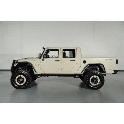 bandit jeep for sale starwood motors 2012 jeep wrangler bandit 7 0 hemi
