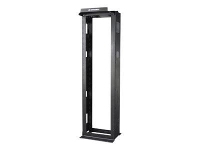 Ortronics Rack by Ortronics Mighty Mo 6 Cable Management Rack 6 5 Quot Channel Depth Mm6706
