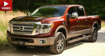 Nissan Diesel Nissan And Cummins Talk About How The 2016 Titan Xd S