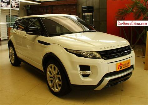 land wind e32 this is the landwind e32 china s copy of the range rover