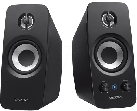 Speaker Pc Bluetooth creative t15 bluetooth pc speakers 2 0 at reichelt elektronik