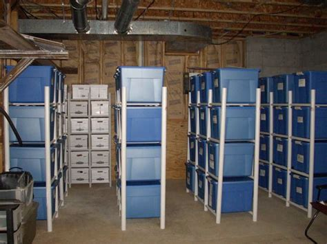 storage room basement