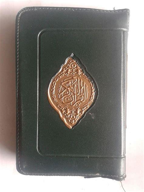 Al Quran Terjemah Tajwid Resleting al qur an mushaf tanpa terjemah resleting ukuran 8x12