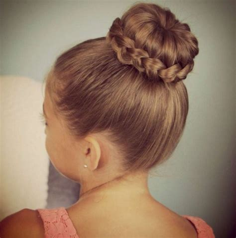 little girl hairstyles updo easy updos for little girl 2018 wedding party hairstyles