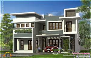 home design contemporary style modern contemporary residence design kerala home design