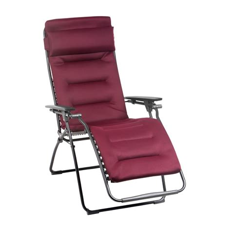 lafuma zero gravity recliner lafuma futura air comfort outdoor zero gravity recliner