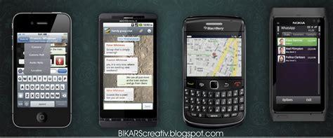 aplikasi bbm  hp bukan blackberry