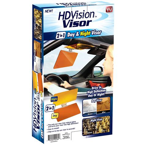 B1 Hd Vision Visor The Day And Visor Kode Dg1 2 as seen on tv hd vision visor the day and car visor infomercial products more shop