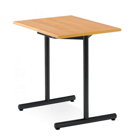 bureau scolaire bureau d 233 colier 1 ou 2 places table scolaire axess