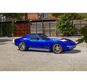 1969 Chevrolet Corvette Stingray Blue C3 Cars Wallpaper  2048x1360